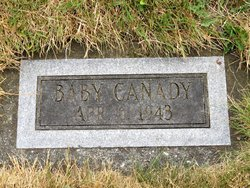 Infant Daughter Canady