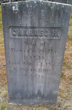 Charles H Davis