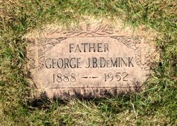 George James Benedict DeMink