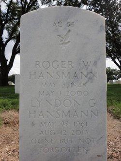Lyndon George Hansmann