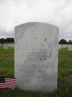 Arnold Gustav Schneider
