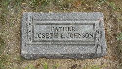 Joseph E Johnson