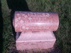 Sadie P Lindsey