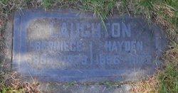 Hayden Laughton