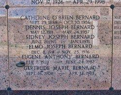 Gertrude Marie Bernard