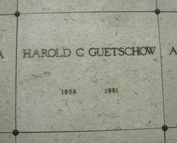 Harold Carl Guetschow