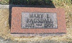 Mary Ellen <i>Edwards</i> Ragsdale