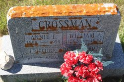 William A. Crossman