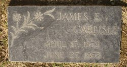 James Elmer Carlisle