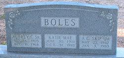 A. C. Boles, Jr