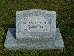 Russell A Garriott, Jr