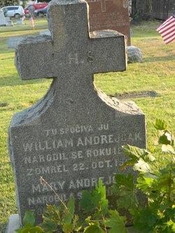William Andrejcak