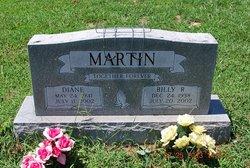 Billy R Martin
