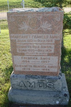 Margaret Frances Amos