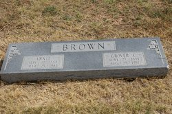 Grover C Brown