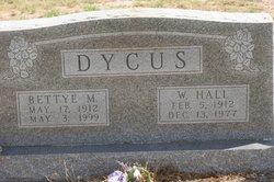W Hall Dycus