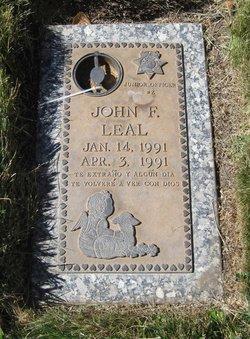 John Francisco Leal