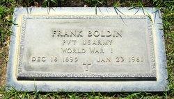 Frank Boldin