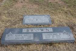 Hazel Marie <i>Gautreaux</i> Brown