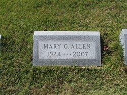 Mary Grace Mickey Allen