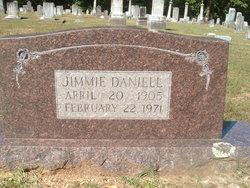 Jimmie Daniell