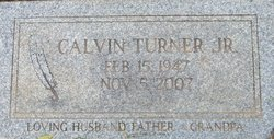 Calvin Turner, Jr