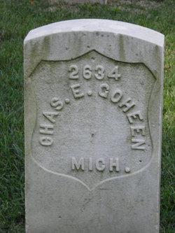 Charles E Goheen