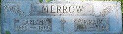 Earl M Merrow