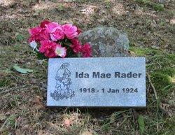Ida Mae Rader