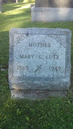 Mary G Lutz