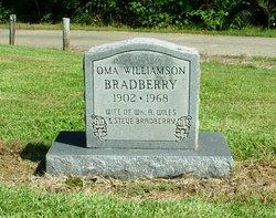 Oma <i>Williamson</i> Bradberry