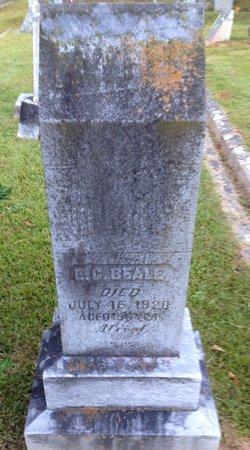 Edward C. Edd Beale