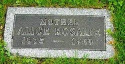 Alice Rosalie <i>Hertel</i> Grieme