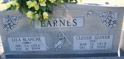 Lela Blanche <i>Janes</i> Barnes