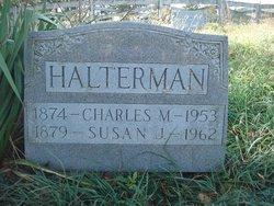 Susan Jeanette <i>Caldwell</i> Halterman