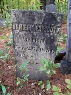 Daniel M Prescott
