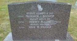 Beverly M. <i>Gore</i> Baldyga