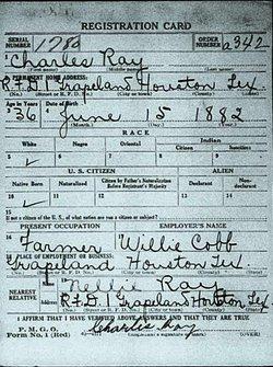 Charlie P. Ray