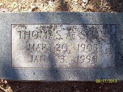 Thomas A. Shaw