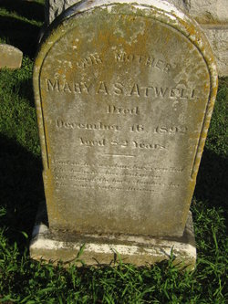 Mary A S Atwell