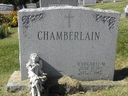 Margaret M Chamberlain
