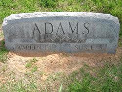 Susan Rebecca <i>Click</i> Adams