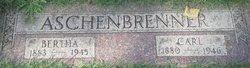 Bertha <i>Marks</i> Aschenbrenner