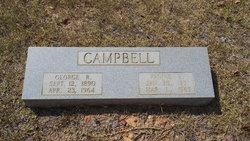 Mary Fannie <i>Creech</i> Campbell