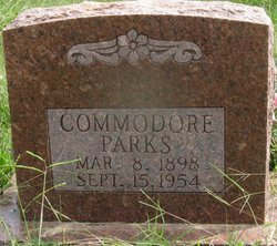 Commodore Parks