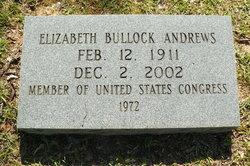 Leslie Elizabeth <i>Bullock</i> Andrews
