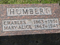 Mary Alice Humbert