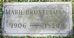 Marie Broxterman