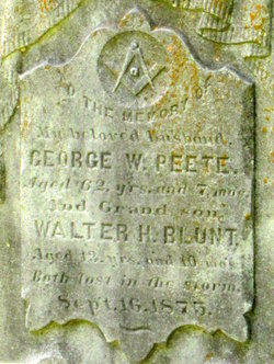 Walter H. Blunt