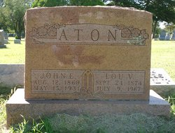 Louvina V. <i>Hammonds</i> Aton